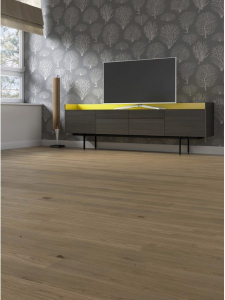 Паркетная доска BALTIC WOOD SEVEN-4 HIM Дуб Cottage Taupe&Taupe