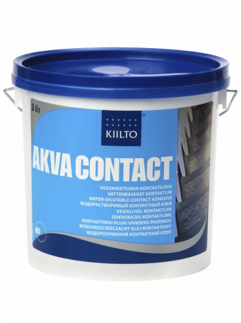 Клей KIILTO Akva contact